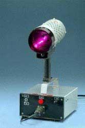 UV Black Light Assembly
